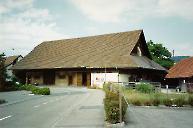 Gasthaus zur Eisenbahn Scheune 1991