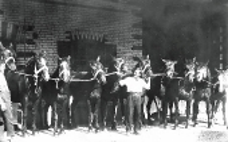 Pferdehandlung Marfurt 1915