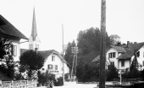 Bahnhofstrasse 1912
