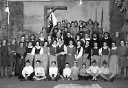 Gesellenverein und Arbeiterinnenverein 1945