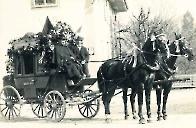 Pferdepost Roggliswil - Reiden 1926