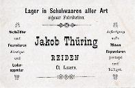 Jakob Thüring