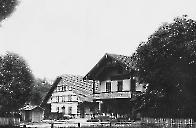 Gasthaus zur Eisenbahn 1915