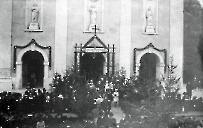 Pfarrer Joseph Wey Einsetzung