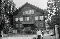 Poststelle in Reiden 1990