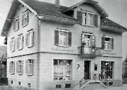 Bäckerei Duss 1940