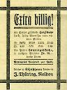 Handlung Jakob Thüring 1919