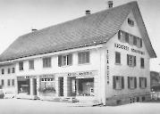 Bäckerei Keist 1940