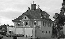 Pfaffnauerstrasse Jugendhaus 1995