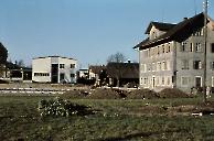 Schulhausbau 1957