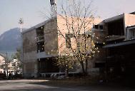 Schulhausbau 1966