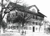 Altes Schulhaus Reiden Erbaut 1803