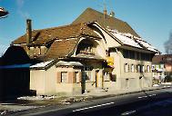 Restaurant Frohsinn 1991