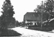 Restuarant Unterdorf 1909