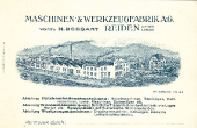 Maschinenfabrik Bossart
