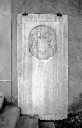 Grabplatte Komtur Heinrich von Roll