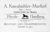 Kneubühler-Marfurt Anton