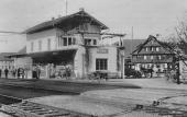 Bahnhof 1936