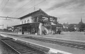 Bahnhof 1947