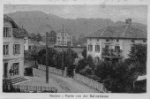 Bahnhofstrasse 1902