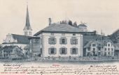 Bahnhofstrasse 1905