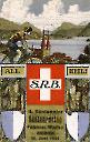 ll. Kantonaler Radfahrertag 1921