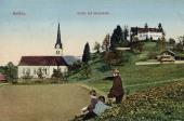 Kirche mit Kommende 1910