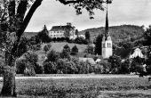 Kirche mit Kommende 1957