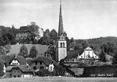 Kirche mit Kommende 1954