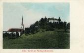 Kirche mit Kommende 1908