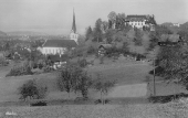 Kirche mit Kommende 1930