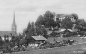 Kirche mit Kommende 1925