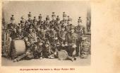 Harmonie-Musikgesellschaft des Versandgeschäftes Meyer