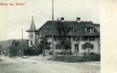 Handlung Jakob Thüring 1909