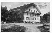 Gasthaus Lamm 1920