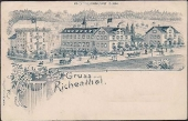 Kneippkuranstalt Blum 1902