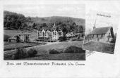 Kur- und Wasserheilanstalt 1905