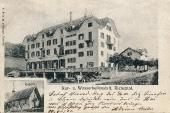 Kur- und Wasserheilanstalt 1904