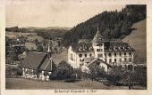 Kuranstalt und Dorf 1925