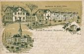 Kneippkuranstalt 1902