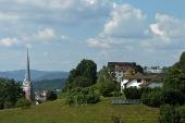 Kirche, Hubel, Kommende und Marienburg
